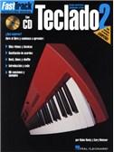 Fast Track Teclado 2 Keyboard (Book/Cd Spanish Edition)