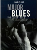 Major Blues For Guitar - Volume 1