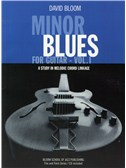 Minor Blues For Guitar - Volume 1