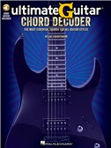 Ultimate-Guitar Chord Decoder: The Most Essential Chords For All Guitar Styles (Book/Online Audio)
