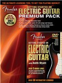 Fender Presents: Getting Started On Electric Guitar   Premium Pack
