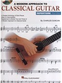 A Modern Approach to Classical Guitar: Repertoire Part One