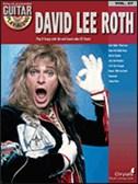 David Lee Roth Guitar Play Along Vol 27 Bk/Cd