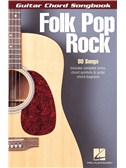 Guitar Chord Songbook: Folk Pop Rock