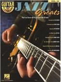 Guitar Play-Along Volume 44: Jazz Greats