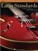 Latin Standards: Jazz Guitar Chord Melody Solos. Sheet Music