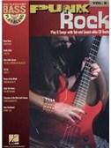 Bass Play-Along Volume 8: Punk Rock