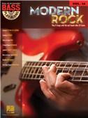 Bass Play-Along Volume 14: Modern Rock