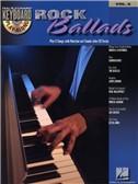 Keyboard Play-Along Volume 6: Rock Ballads