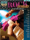 Guitar Play-Along Volume 81: Rock Anthology