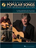 Popular Songs For Acoustic Guitar Bk/Cd