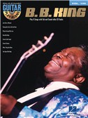 Guitar Play-Along Volume 100: B.B. King. Guitar Tab Sheet Music, CD