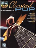 Guitar Play-Along Volume 90: Classical Pop