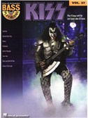 Bass Play-Along Volume 27: Kiss