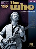 Bass Play-Along Volume 28: The Who