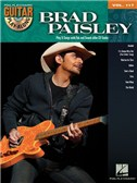 Guitar Play-Along Volume 117: Brad Paisley