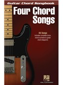 Guitar Chord Songbook: Four Chord Songs
