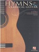 Hymns for Classical Guitar - 25 Songs of Worship
