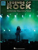 Legends Of Rock: Easy Guitar With Notes And TAB