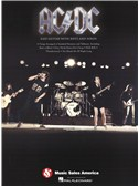 AC/DC: Easy Guitar With Riffs And Solos