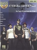 Bass Play-Along Volume 38: Avenged Sevenfold