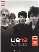 U2: 18 Singles (Easy Guitar)