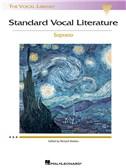 Standard Vocal Literature (Book/Online Audio)
