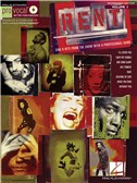 Rent: Pro Vocal Men/Women s Edition - Volume 3 (Book and CD)