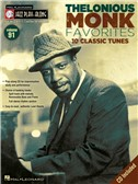 Jazz Play-Along Volume 91: Thelonious Monk Favourites