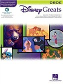 Disney Greats: Oboe (Book/Online Audio)