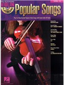 Violin Play-Along Volume 2: Popular Songs