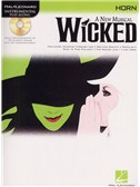 Hal Leonard Instrumental Play-Along: Wicked (Horn)