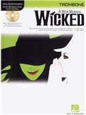 Hal Leonard Instrumental Play-Along: Wicked (Trombone)