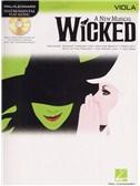 Hal Leonard Instrumental Play-Along: Wicked (Viola)