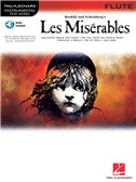 LES MISERABLES PLAY-ALONG PACK - FLUTE (BOOK/ONLINE AUDIO)
