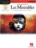 Les Miserables Play-Along Pack - Viola