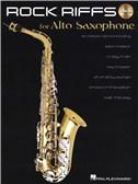 Rock Riffs - Alto Saxophone