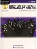 Flute Play-Along: Stephen Sondheim - Broadway Solos