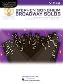 Viola Play-Along: Stephen Sondheim - Broadway Solos
