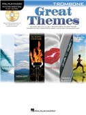 Trombone Play-Along: Great Themes