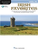 Instrumental Playalong: Irish Favourites - Violin. Sheet Music, CD