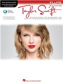 Instrumental Play-Along: Taylor Swift (Flute)(Book/Online Audio)