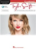 Instrumental Play-Along: Taylor Swift (Clarinet)(Book/Online Audio)