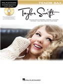 Instrumental Play-Along: Taylor Swift (Tenor Saxophone)
