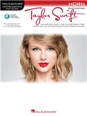Instrumental Play-Along: Taylor Swift (Horn) (Book/Online Audio)