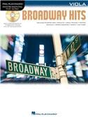 Viola Play-Along: Broadway Hits