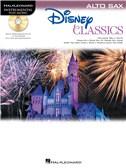 Alto Saxophone Play-Along: Disney Classics