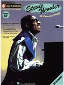 Jazz Play Along Volume 52: Stevie Wonder