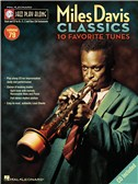 Jazz Play Along: Miles Davis Classics - 10 Favorite Tunes