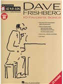 Jazz Play-Along: Dave Frishberg: 10 Favourite Songs (Book & CD)